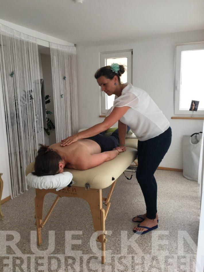 Akute Hilfe bei Rückenschmerzen