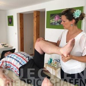 Probleme im Knie in der Nähe von Friedrichshafen behandeln
