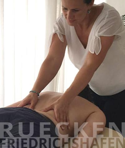 Beckenschiefstand in Markdorf (10 Minuten von Friedrichshafen) behandeln